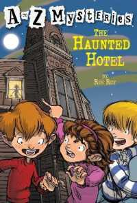 Link to an enlarged image of The Haunted Hotel (A to Z Mysteries)