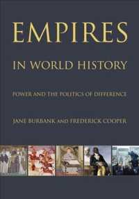Link to an enlarged image of Empires in World History : Power and the Politics of Difference