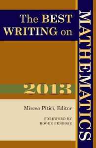 Link to an enlarged image of The Best Writing on Mathematics 2013 (The Best Writing on Mathematics)