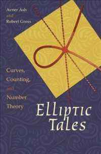 Link to an enlarged image of Elliptic Tales : Curves, Counting, and Number Theory (Reprint)