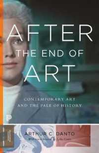 Link to an enlarged image of After the End of Art : Contemporary Art and the Pale of History (Princeton Classics) (Revised)