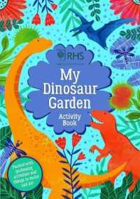 Link to an enlarged image of My Dinosaur Garden Activity Book (Rhs) -- Paperback / softback