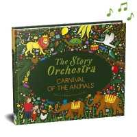 Link to an enlarged image of Carnival of the Animals : Press the Note to Hear Saint-sans Music (Story Orchestra)