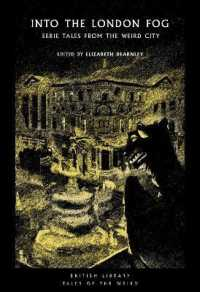 Link to an enlarged image of Into the London Fog : Eerie Tales from the Weird City (Tales of the Weird)