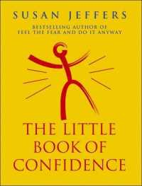 Link to an enlarged image of Little Book of Confidence -- Paperback / softback