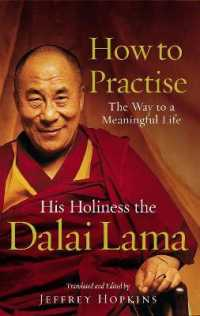 Link to an enlarged image of How to Practise : The Way to a Meaningful Life -- Paperback / softback