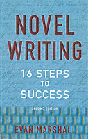Link to an enlarged image of Novel Writing : 16 Steps to Success -- Paperback / softback