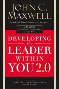 developing the leader within me