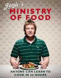 Link to an enlarged image of Jamie's Ministry of Food : Anyone Can Learn to Cook in 24 Hours -- Hardback