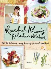 Link to an enlarged image of Rachel Khoo's Kitchen Notebook