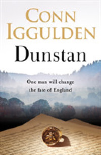 Link to an enlarged image of Dunstan : One Man Will Change the Fate of England -- Paperback