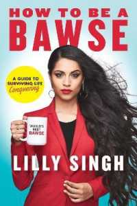 Link to an enlarged image of How to Be a Bawse : A Guide to Conquering Life -- Hardback