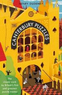 Link to an enlarged image of The Canterbury Puzzles : And Other Curious Problems