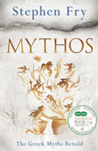 Link to an enlarged image of Mythos : A Retelling of the Myths of Ancient Greece -- Paperback