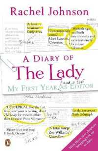Link to an enlarged image of A Diary of The Lady: My First Year As Editor