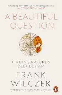 Link to an enlarged image of Beautiful Question : Finding Nature's Deep Design -- Paperback / softback