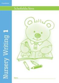 Link to an enlarged image of Nursery Writing Book 1 (Nursery Writing) -- Paperback / softback (New ed)