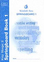 Link to an enlarged image of Springboard Book 1 (Springboard) -- Paperback / softback (New ed)
