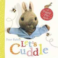 Link to an enlarged image of Peter Rabbit Let's Cuddle