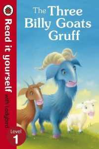 Link to an enlarged image of Three Billy Goats Gruff - Read it yourself with Ladybird : Level 1 (Read It Yourself) -- Hardback