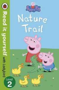 Link to an enlarged image of Peppa Pig: Nature Trail - Read it yourself with Ladybird : Level 2 (Read It Yourself) -- Paperback / softback