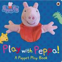 Link to an enlarged image of Peppa Pig: Play with Peppa Hand Puppet Book (Peppa Pig) -- Board book