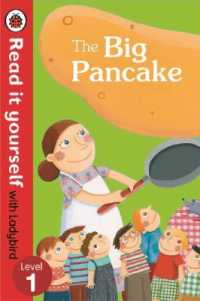 Link to an enlarged image of The Big Pancake: Read it Yourself with Ladybird: Level 1 (Read It Yourself)