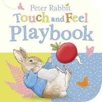 Link to an enlarged image of Peter Rabbit: Touch and Feel Playbook -- Board book
