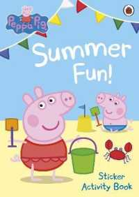 Link to an enlarged image of Peppa Pig: Summer Fun! Sticker Activity Book (Peppa Pig) -- Paperback / softback