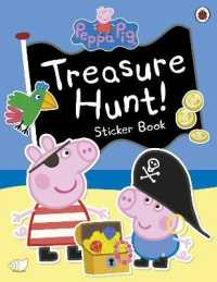 Link to an enlarged image of Peppa Pig: Treasure Hunt! Sticker Book (Peppa Pig) -- Paperback / softback