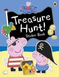 Link to an enlarged image of Peppa Pig: Treasure Hunt! Sticker Book (Peppa Pig)