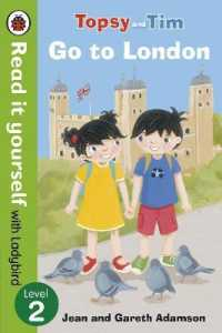 Link to an enlarged image of Topsy and Tim: Go to London - Read it yourself with Ladybird : Level 2 (Read It Yourself) -- Paperback / softback