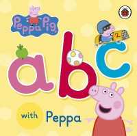 Link to an enlarged image of Peppa Pig: ABC with Peppa (Peppa Pig) ( Board Book )