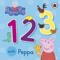 Link to an enlarged image of Peppa Pig: 123 with Peppa (Peppa Pig) ( Board Book )