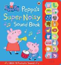 Link to an enlarged image of Peppa Pig: Peppa's Super Noisy Sound Book (Peppa Pig)