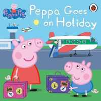 Link to an enlarged image of Peppa Pig: Peppa Goes on Holiday (Peppa Pig) -- Paperback / softback