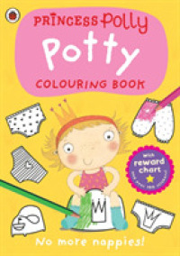 Books Kinokuniya Princess Polly Potty Colouring Book