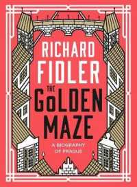 Link to an enlarged image of Golden Maze : A biography of Prague -- Hardback