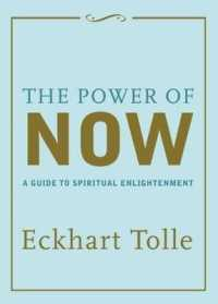 Link to an enlarged image of The Power of Now - HC