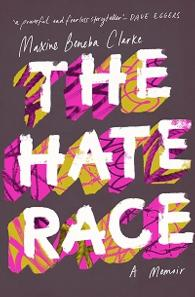 Link to an enlarged image of The Hate Race