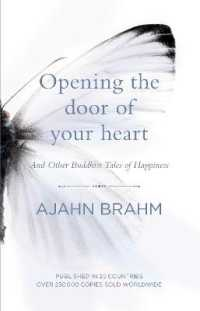 Link to an enlarged image of Opening the Door of Your Heart : And other Buddhist tales of happiness -- Paperback / softback