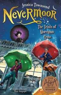 Link to an enlarged image of Nevermoor : Trials of Morrigan Crow - Bk 1