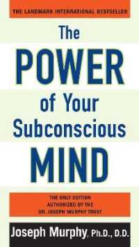 Link to an enlarged image of The Power of Your Subconscious Mind (Revised)