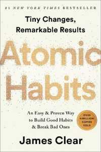 Link to an enlarged image of Atomic Habits : An Easy & Proven Way to Build Good Habits & Break Bad Ones