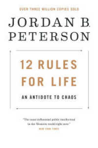 12 Rules for Life: An Antidote to Chaos 9780735278516