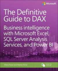 Books Kinokuniya: The Definitive Guide to DAX : Business