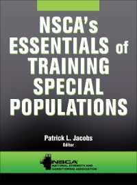 Books Kinokuniya: NSCA's Essentials of Training Special