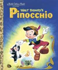 Link to an enlarged image of Walt Disney's Pinocchio (Little Golden Books)