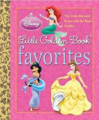Link to an enlarged image of Little Golden Book Favorites : The Little Mermaid; Beauty and the Beast; Aladdin (Little Golden Book Favorites)