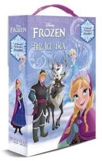 Link to an enlarged image of The Ice Box (4-Volume Set) (Disney Frozen) (BOX NOV BR)